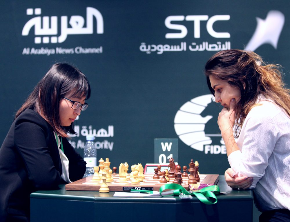 King Salman World Rapid Championship Day 1: Ju Wenjun with perfect score