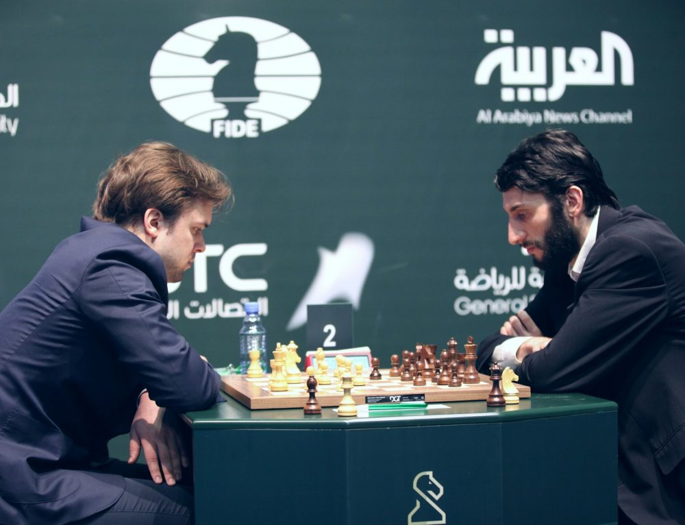 King Salman World Rapid Championship Day 2: Ju Wenjun and Fedoseev leading