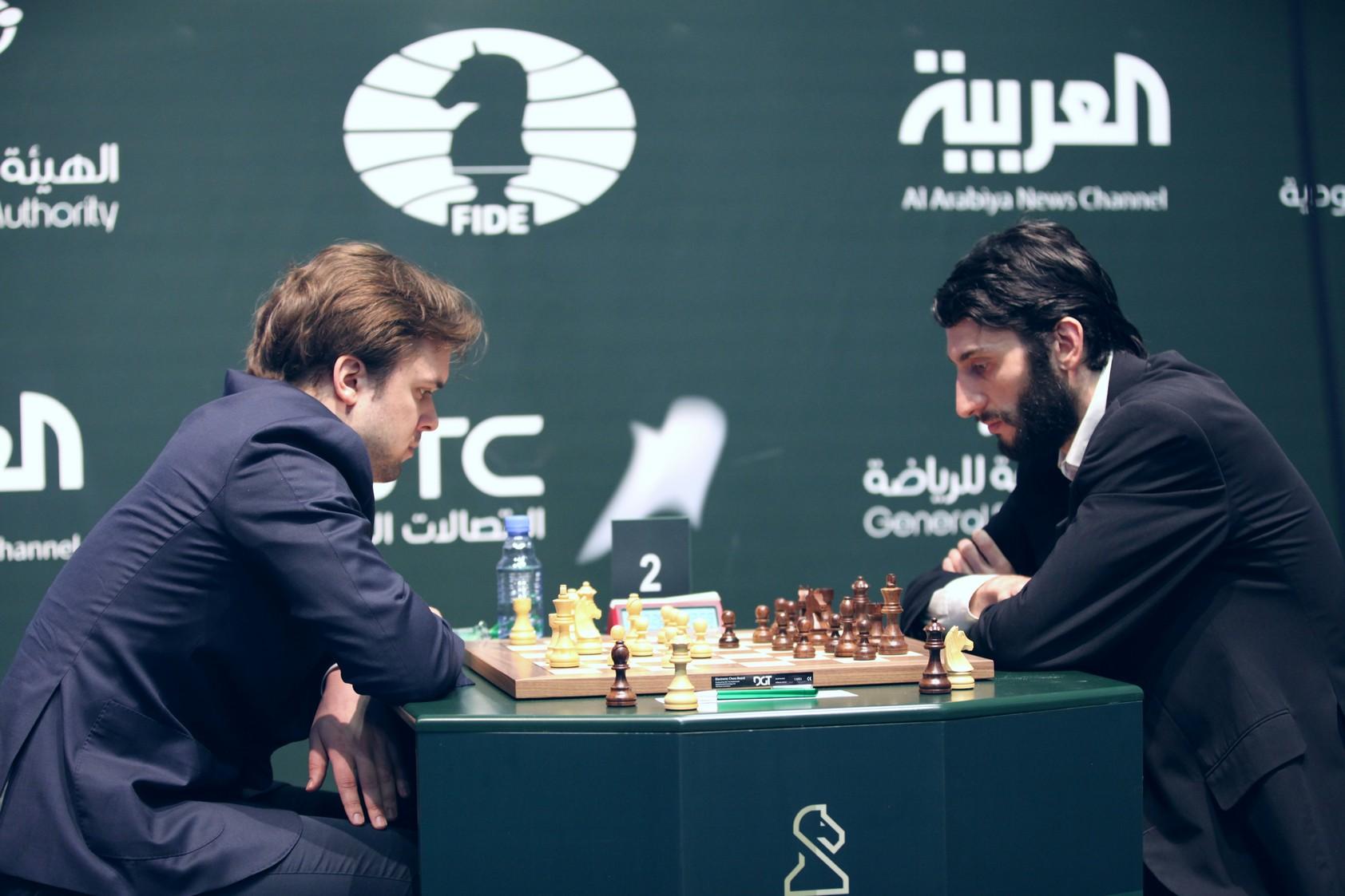 King Salman World Rapid Championship Day 2: Ju Wenjun and Fedoseev leading